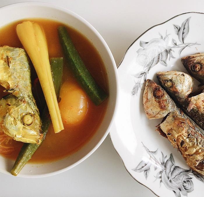 resepi asam rebus sedap mudah  sihat Resepi Ikan Selar Kuning Masak Serai Enak dan Mudah