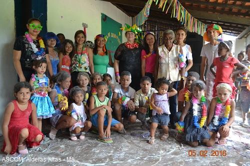 Prefeitura de Aldeias Altas promove Baile das Crianças atendidas pela Assistência Social
