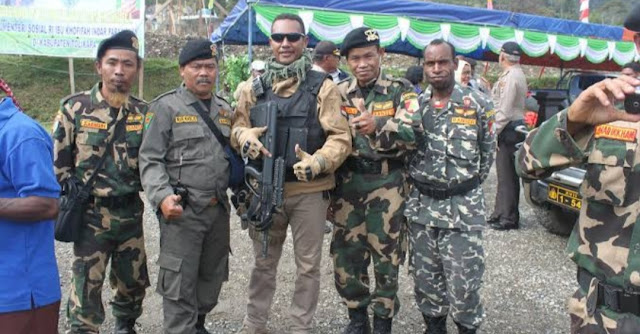 Wartawan Republika Sorong : Informasi Soal Tuntutan Pembubaran Banser Tidak Benar