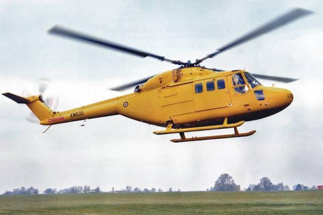 Leonardo Lynx helicopter 50 years