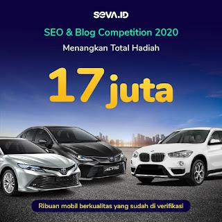 SOSIAGO - SEVA Pusat Mobil Murah