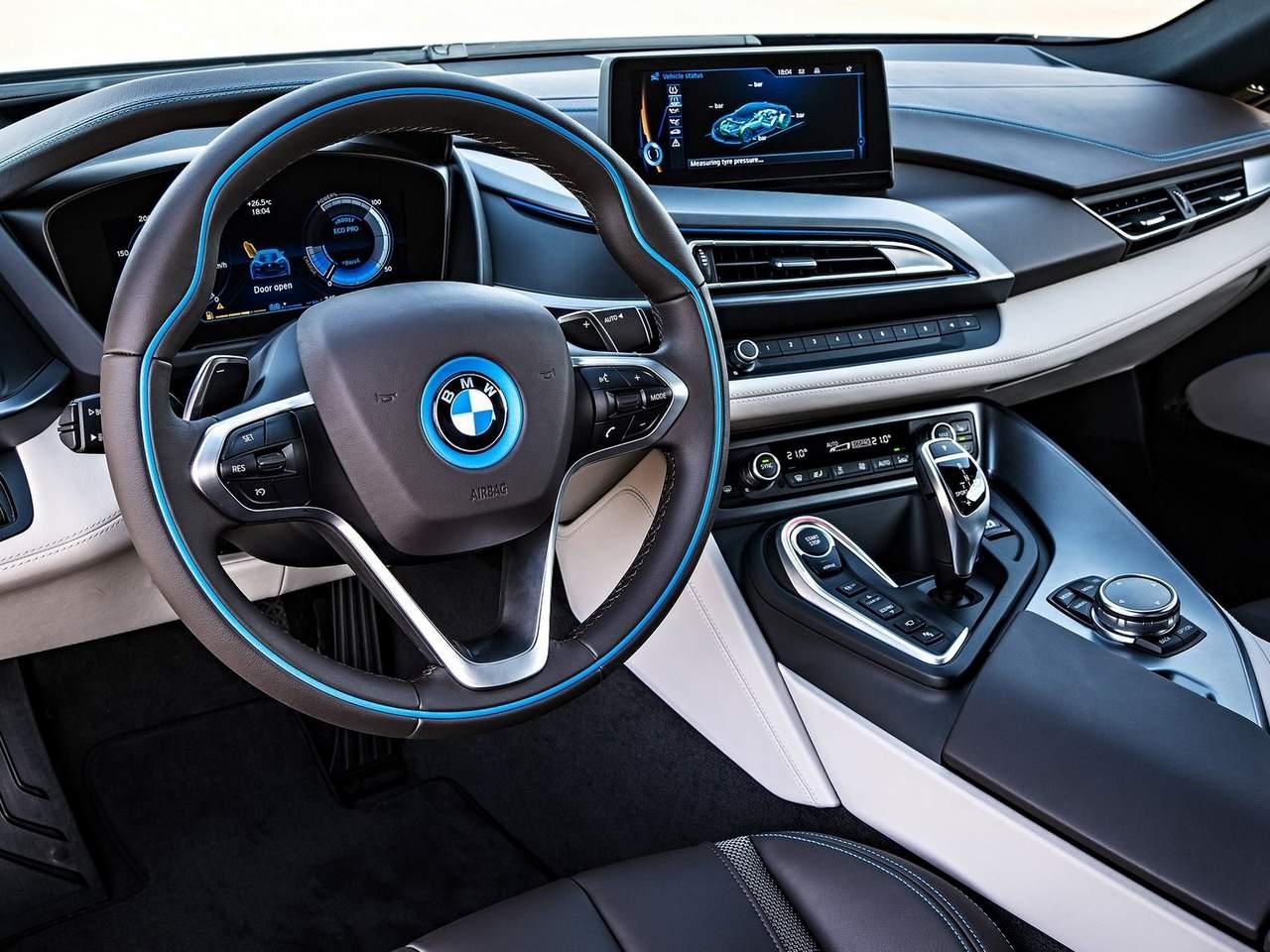 Bmw I8 Fotos Precos E Especificacoes Oficiais Car Blog Br