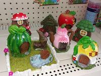 Dollar Tree Haul gnomes cactus house teapot garden fairy
