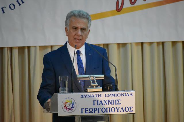 Γιάννης Γεωργόπουλος: Μηδενική ανοχή στο ψέμα, τη λάσπη και την συκοφαντία