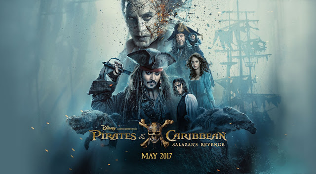 pirates of caribbean dead men tell no tales pelicula