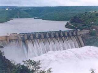 देश के 91 प्रमुख जलाशयों का जलस्तर तीन प्रतिशत घटा