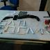 Elemento é detido por tráfico de Drogas, posse ilegal de arma de fogo, posse de munições e corrupção de menores em Belo Jardim, PE