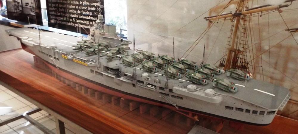 Wargaming Miscellany: Ship models in the Monaco Naval ...