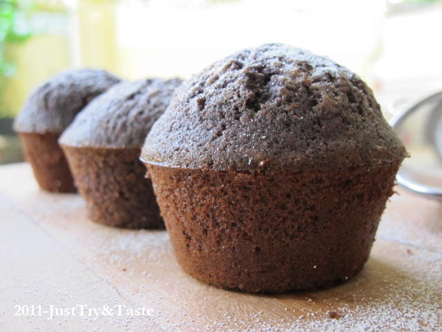 Resep Cake Kukus Ketan Hitam Jtt: Resep Muffin Ketan Hitam JTT