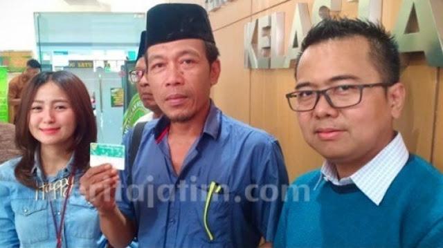 Tukang Kopi Ini Gugat Jokowi Terkait Kenaikan Iuran BPJS Kesehatan