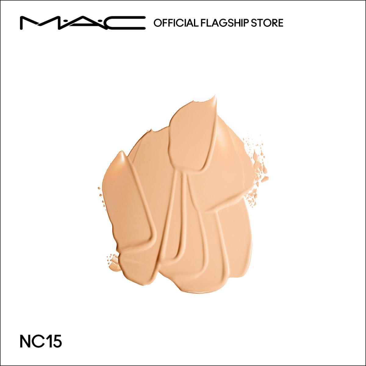 Kem nền lâu trôi 24h MAC Studio Fix Fluid SPF 15 Foundation 30ml