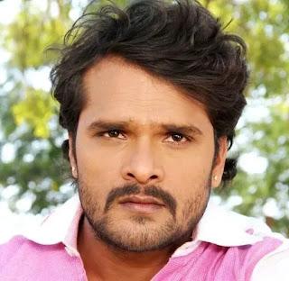 Khesari Lal Yadav Bhojpuri film famous singer, actor, television presenter and politician