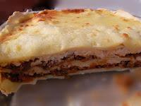 Resep Lasagna panggang Keju Lezat