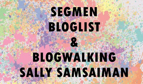 segmen bloglist blogwalking sally
