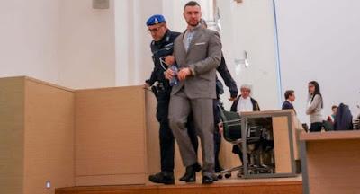 Итальянский суд приговорил Маркива к 24 годам тюрьмы