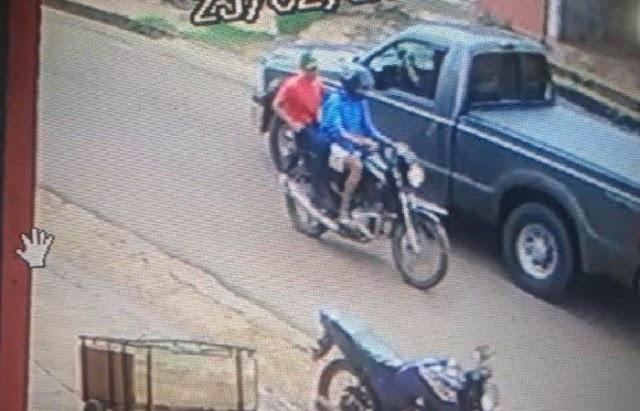 Dupla de assaltantes invade escola e faz arrastão na cidade de José de Freitas
