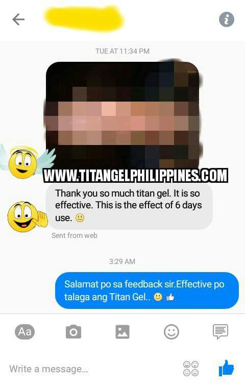 titan gel in cdo