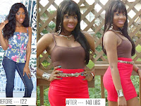 Before And After Weight Gainer Pills