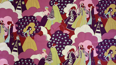 Alexander Henry La Strada Fabric, 2008 Collection
