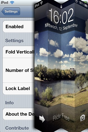 Download Unfold 2 1 (v2 1) Deb Cydia Tweak | iOS 6 - Apple