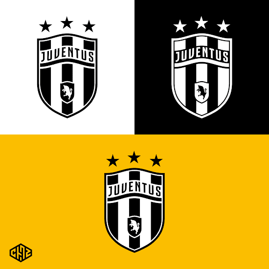 better juventus logo concept by chenzoar footy headlines better juventus logo concept by