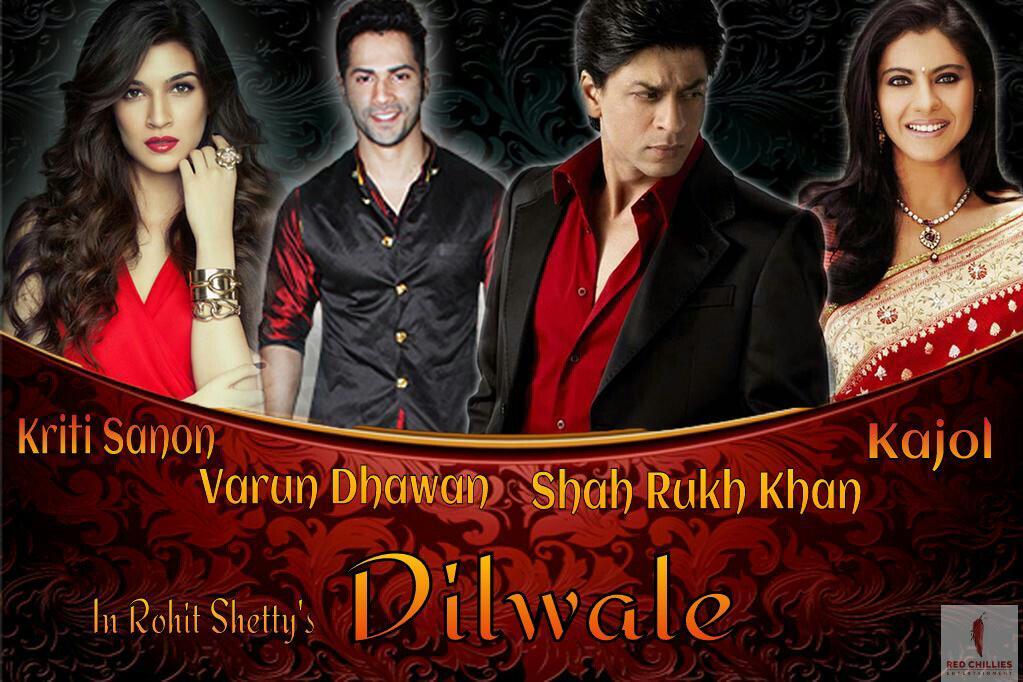 Timergara Dir Shahrukh Khan Movie Dilwale
