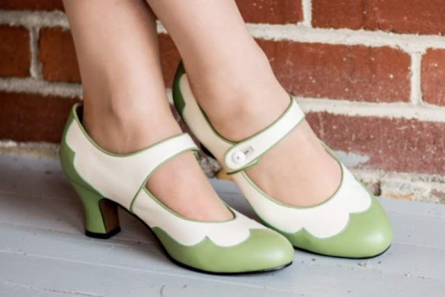 How To Style Lillian Retro Shoes