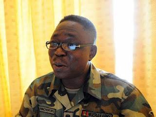 Kidnapped Major still alive--captor