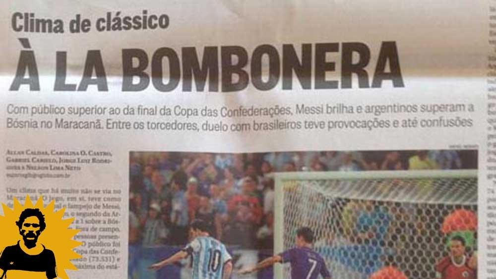 8b097adf6 Brasileros soldados de la Bombonera 2014