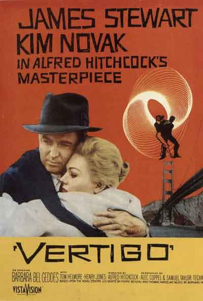 Vertigo 1958 480p 300MB BRRip Dual Audio