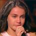 Ranna Andrade foi classificada e chora ao agradecer à Paraíba no The Voice Kids