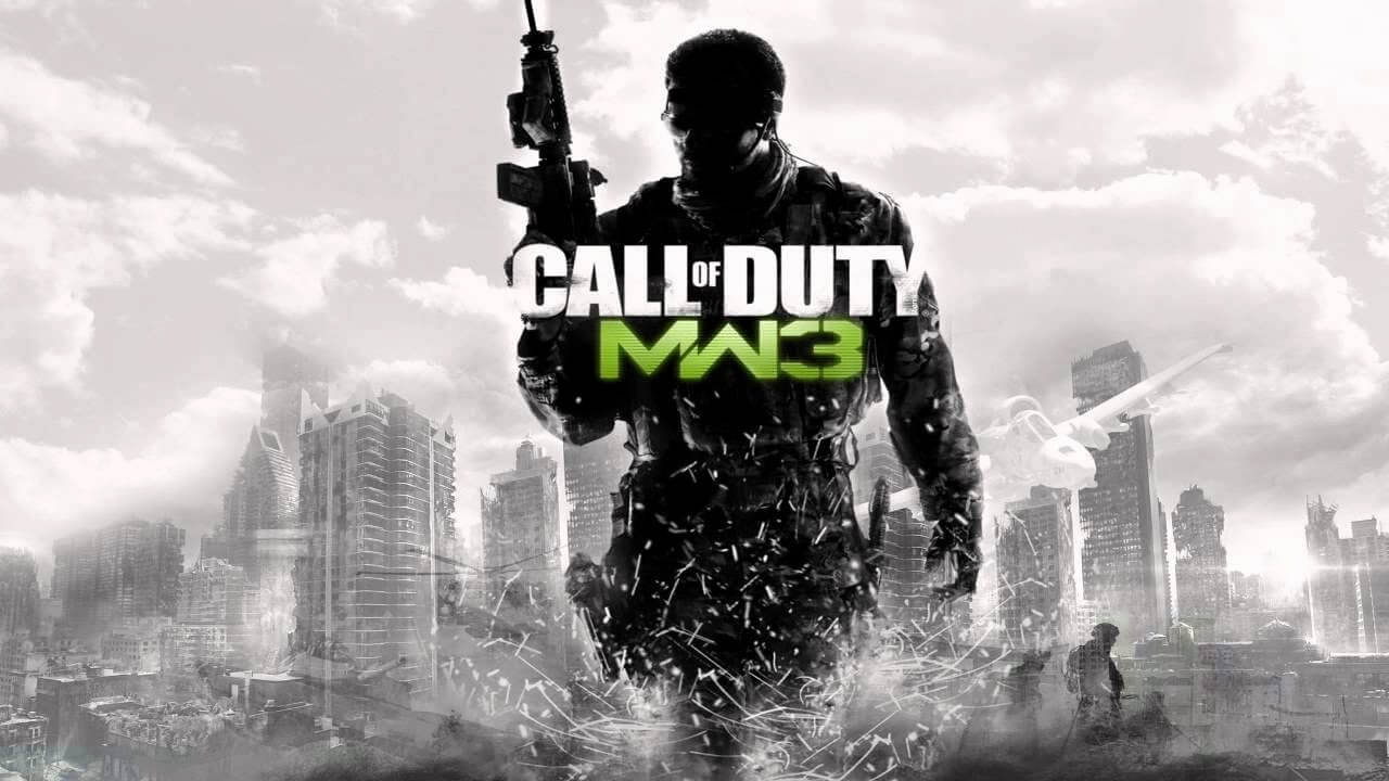 cod mw 3 poster