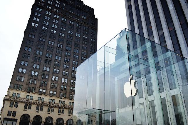 شركة أبل في نيويورك