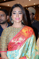 Shriya Saran Looks Stunning in Silk Saree at VRK Silk Showroom Launch Secundrabad ~  Exclusive 158.JPG