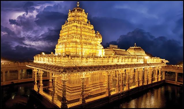 Sri-Lakshmi-Narayani-Golden-Temple-in-Hindi