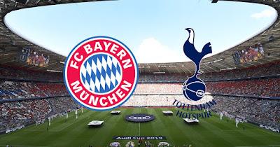 مشاهدة مباراة بايرن ميونخ وتوتنهام بث مباشر اليوم 1-10-2019 في دوري ابطال اوروبا