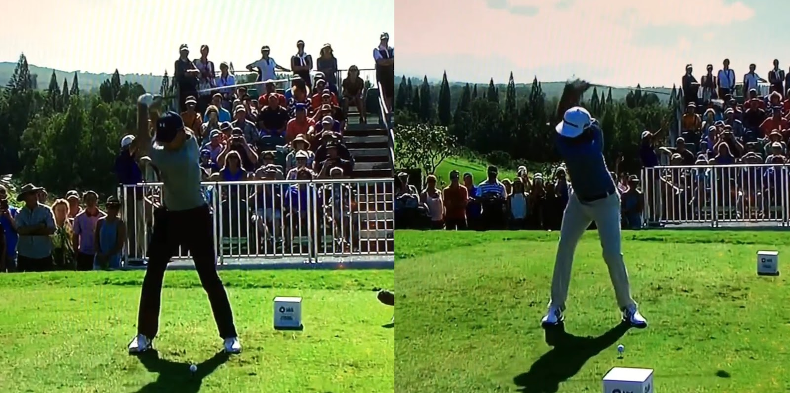 The 1 Writer In Golf Driver Vs Driver Jordan Spieth And