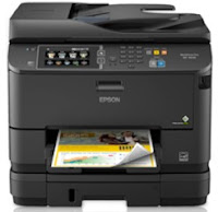 Epson WorkForce Pro WF-4640 Printers Drivers Download & Wireless Setup For Windows and Mac OS