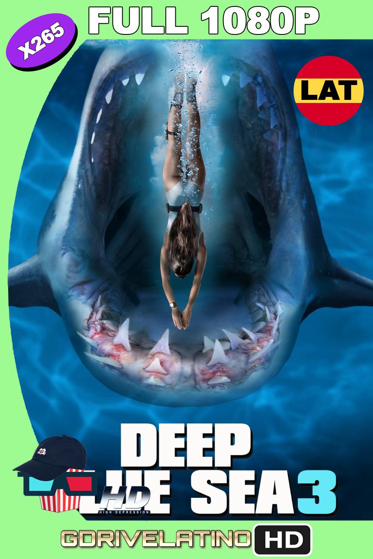 Deep Blue Sea 3 (2020) BDRip FULL 1080p H265 10Bits Latino-Ingles MKV