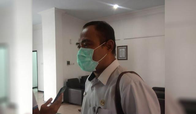 Kepala Dinas Kesehatan Lumajang dr. Bayu Wibowo