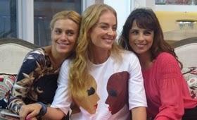 581e6818b4 Carolina Dieckmann e Maria Ribeiro contam que maridos têm ciúmes da amizade