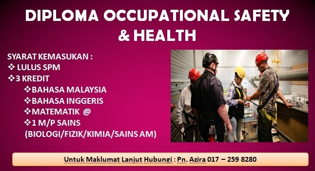 Diploma Occupational Safety & Health
