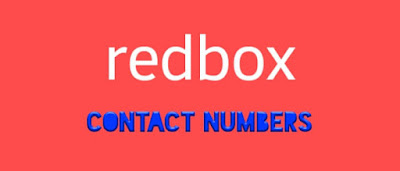Redbox Customer Service Number, Phone Number To Redbox