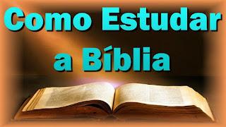 Como Entender, Estudar e Aprender a Ler Bíblia Sagrada Evangélica