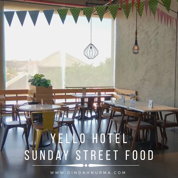 Review Sunday Street Food Yello Hotel Jemursari, Semuanya Enak!