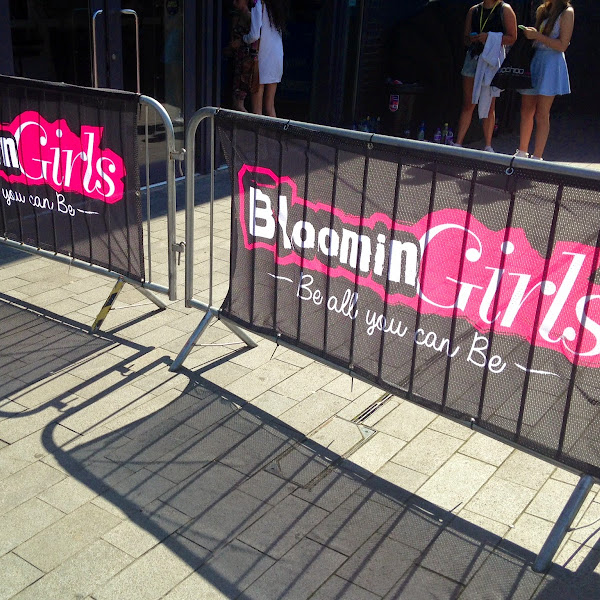 #BloominGirls Festival in Manchester!