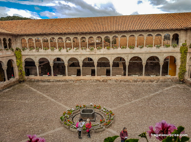 Qorikancha, Templo do Sol, Cusco, Peru