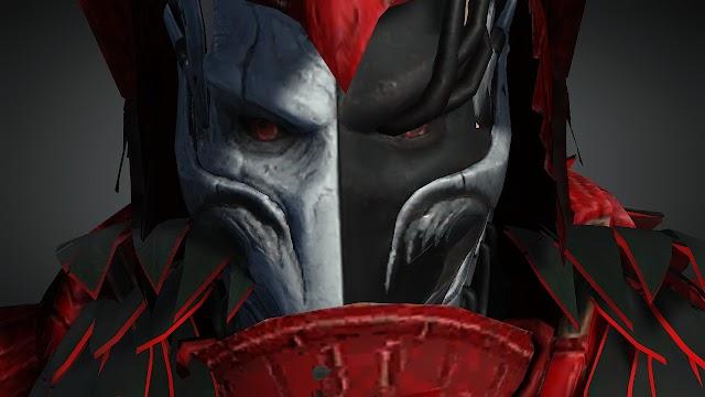 Blood Raven X Suit