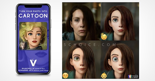 AI-Powered App That Turns Photos into Cartoons is Exploding in Popularity