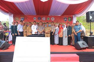 Wali Kota Tarakan Menghadiri Kegiatan Sinergitas Proaktif Polda Kaltara di Poliklinik Ditpolairud - Tarakan Info